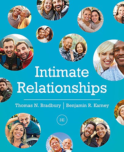 Intimate Relationships (Third Edition)