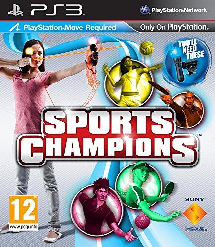 Sports Champions (jeu ddi Playstation Move) [Edizione : Francia]