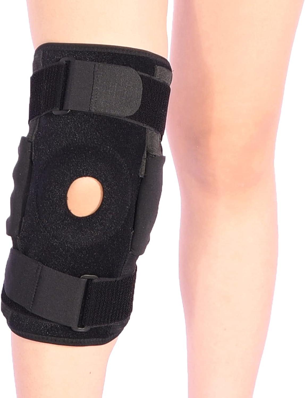 LKKHOSC Men's Topics on TV Online limited product Knee Pads Women's K Patella Adjustable Open Rubber