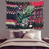 AIKAI Neue Tapisserie-Mode-Badetuch-Strand-Matten-Mode-Wandgemälde-Hintergrund-Wand 130 * 150CM