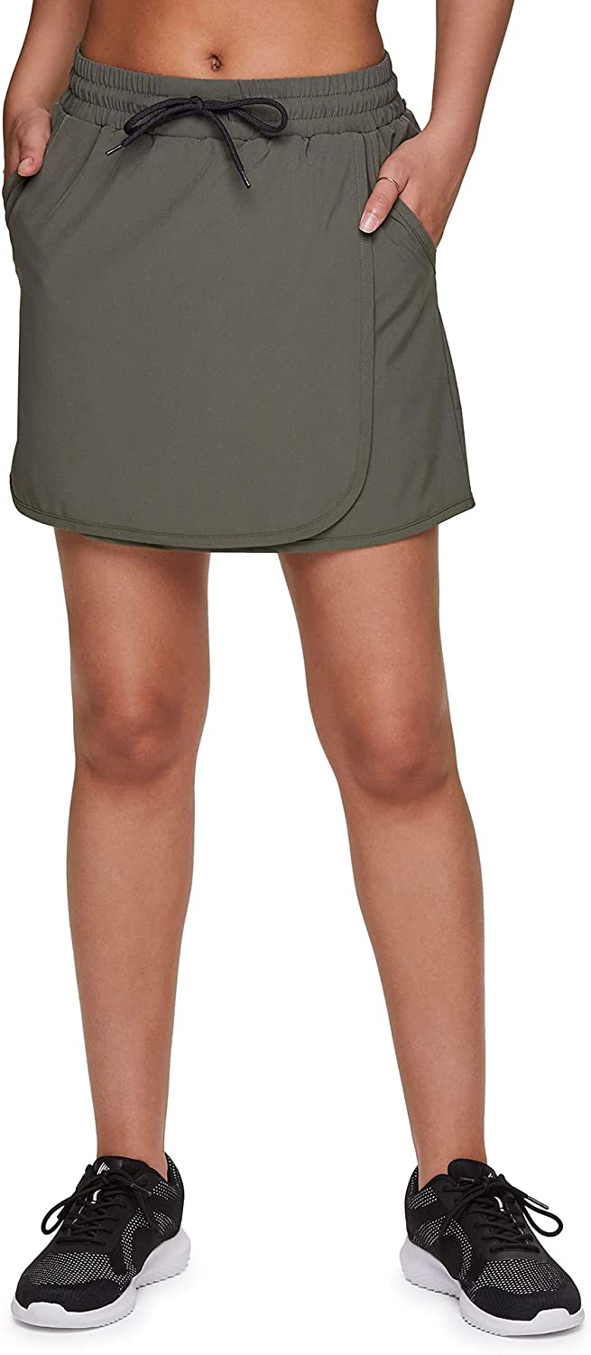 Avalanche Women's Quick Genuine Drying Woven Ripstop with Sho Bike Attention brand Skort