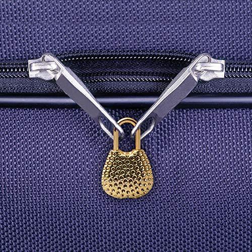 AceCamp TSAロック スーツケースロック ジッパーロック バッグ用ロック 南京錠 ステンレスタイプ 熊型 鍵 かわいい 旅行用 盗難防止 安心 防犯グッズ 2個セット