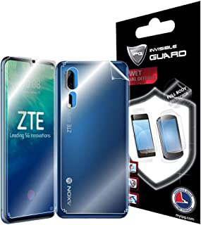IPG for ZTE Axon 10 Pro (5G) Full Body Protector Invisible Touch Screen Sensitive Ultra HD Clear Film Anti Scratch Skin Gu...