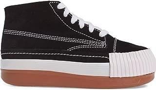 Kickflip - HT Platform Sneaker - Black