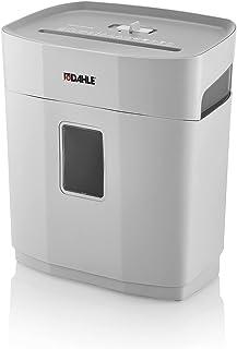 Dahle PaperSAFE PS 100 niszczarka do dokumentów (5 arkuszy, stopień bezpieczeństwa P4, cięcie na cząstki, bezolejowa i bez...