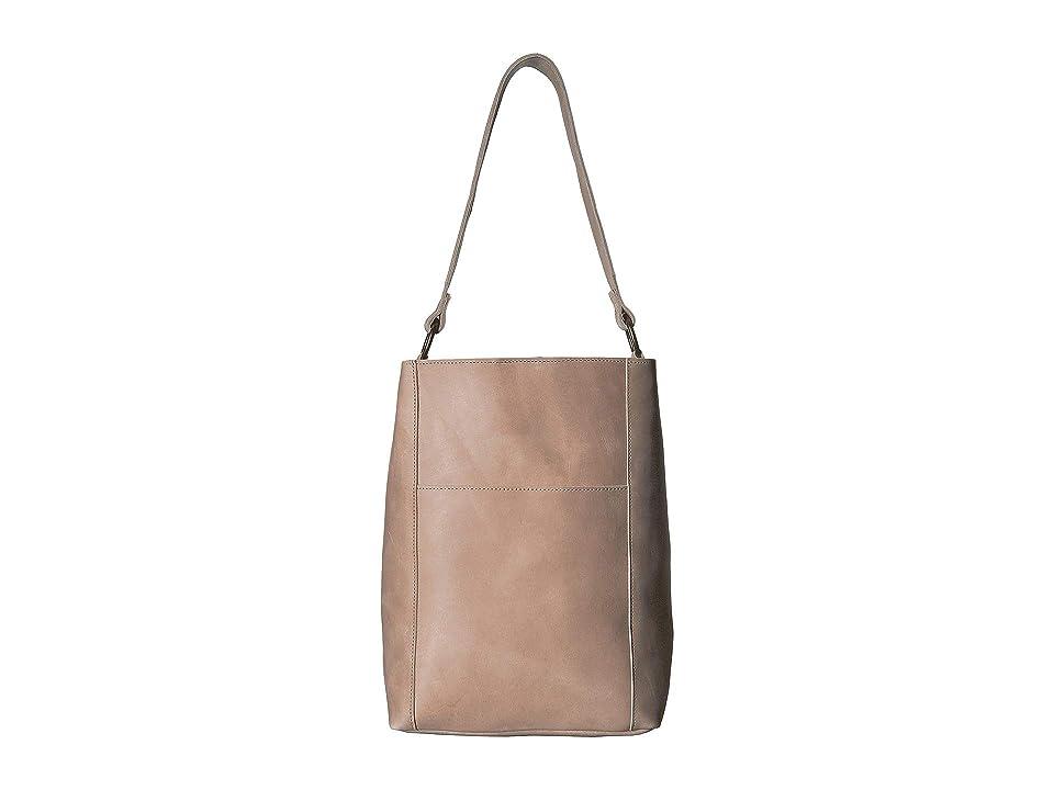 ABLE Mihiret Bucket (Fog) Shoulder Handbags