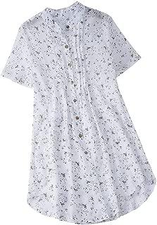 YUHUISTART T-Shirts Damen Mode T-Shirts /Übergr/ö/ße Kittel Sommer Oberteile V-Ausschnitt Solide Weste Tank Valueweight /Ärmellose Blusen Hemd Bodies Lose Oberteile