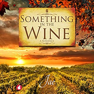 Something in the Wine audiobook cover art