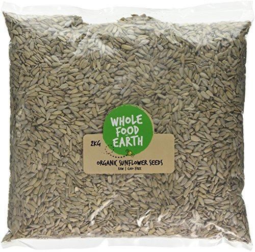 Wholefood Earth Organic Sunflower Seeds, 2 kg