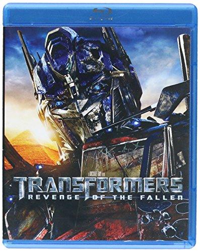 Transformers 2 La Venganza De Los C.  (1 Disco)(Transformers 2 (1 Disc))  (la portada puede variar)…
