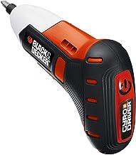 مفك كهربائي  من شركة بلاك اند ديكر  - موديل BDCS36G-B5