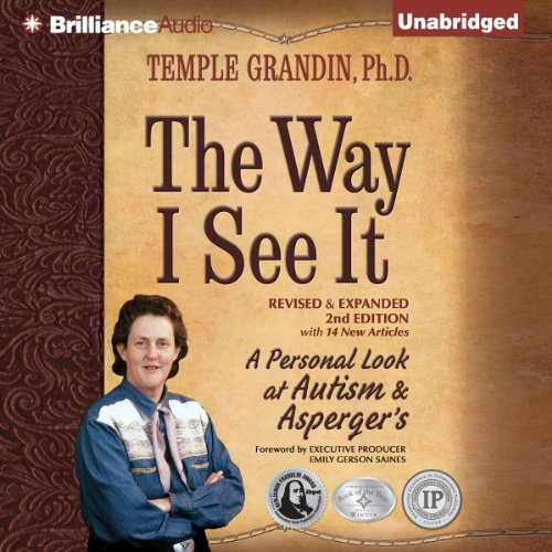 The Way I See It audiobook cover art