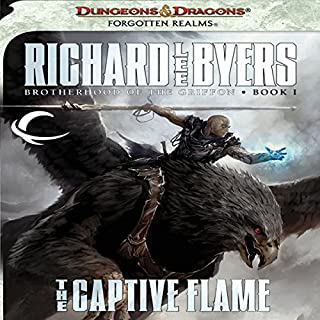 The Captive Flame cover art