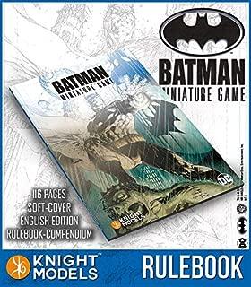 batman miniatures game 2nd edition