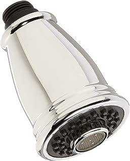Danze DA523483N Prince Pull-Down Kitchen Faucet Spray Head with Check Valve, 2.2 GPM, Chrome