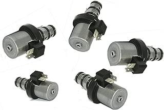 Yalai F4A41 F4A42 F4A51 V4A51 R4A51 Genuine Transmission Shift Solenoid Kit Set(5 PCS)