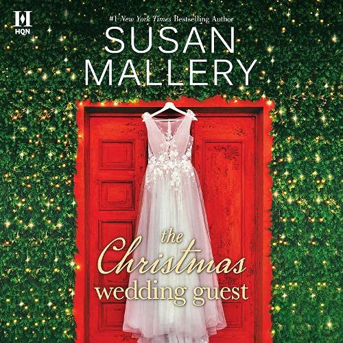 The Christmas Wedding Guest cover art