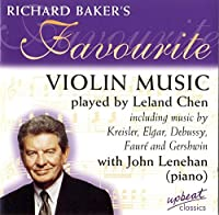 Richard Baker's Favourite Violin Music
