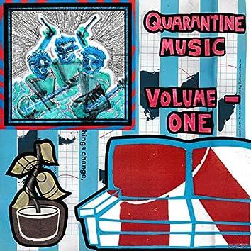 Quarantine Music: Volume One