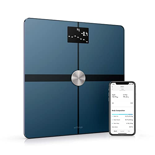 Withings / Nokia Body+ - Balance Wi-Fi avec analyse de la composition corporelle