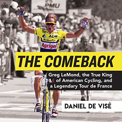 The Comeback audiobook cover art