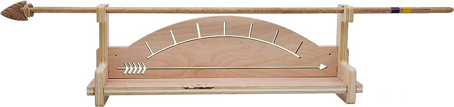 arrow display rack