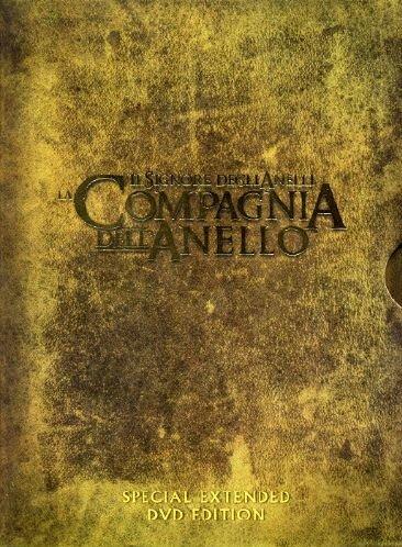 Il Signore Degli Anelli - La Compagnia Dell'Anello (Special Edition) (4 Dvd)