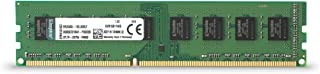 Kingston KVR16N11H/8 - Memoria RAM de 8 GB (1600 MHz DDR3 Non-ECC CL11 DIMM, 240-pin, 1.5V)