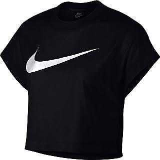 Nike NSW SWSH TOP CROP SS