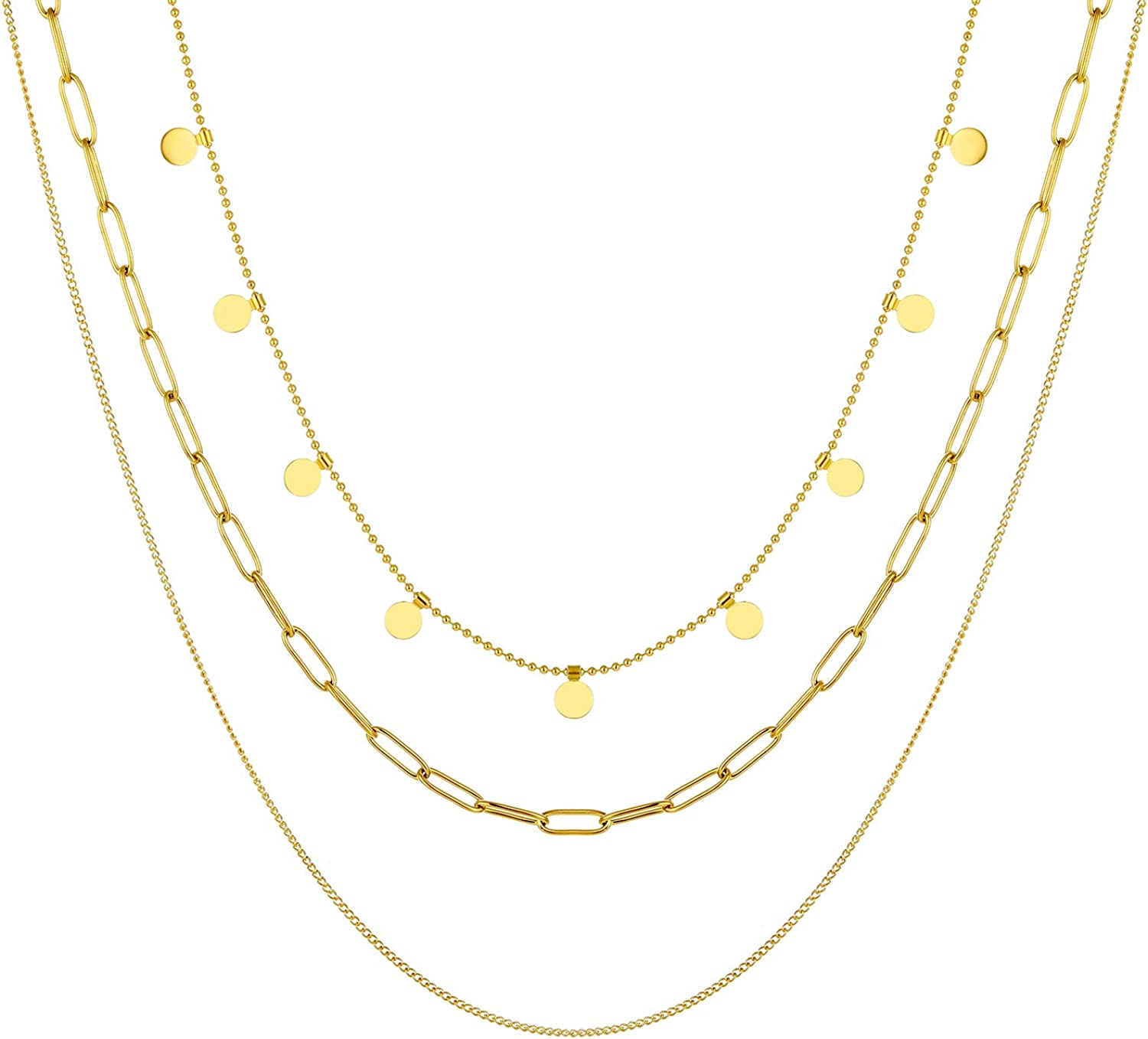HAWSON Tiny Cross Necklace 18K for Courier shipping free shipping Gold Girls High order Imitati