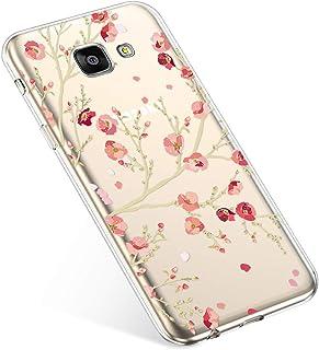 Uposao hoes compatibel met Samsung Galaxy A5 2016 mobiele telefoon Samsung Galaxy A5 2016 Roze kersenbloesem
