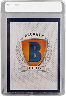 Sleeves: Beckett Shield: Storage Sleeves Thick 50 CT – MGT Card Sleeves are Smooth & Tough – Compatible with Pokemon, Yugi...