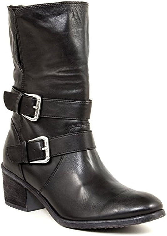Donald J Pliner Women's Danee Pull-On Boot,Black,9.5 M US