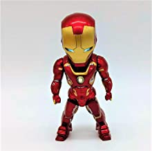 Prodigy Toys Iron Man / Iron Man Figure with Battle Ready Red Ironman Suit (Batteries Included!)