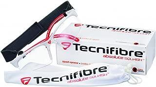 Tecnifibre Absolute Squash Eyewear White