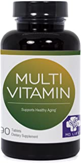 Highest Quality MD.LIFE Multivitamin 90 Capsules