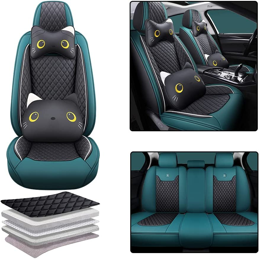 Car Seat Popular product Covers for Volvo S60 Ve Automotive Houston Mall Rear Front 2001-2020