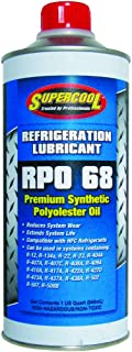 TSI SuperCool 25022 RPO68 Polyolester Synthetic Refrigeration Lubricant Oil- Quart Size / 32 Oz