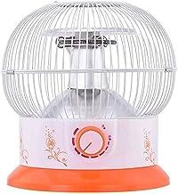 SZHWLKJ Calentador portátil Calentador Personal Ventilador eléctrico Pequeño Estufa de asado pequeño Sol pequeño Calentador de hogar - for baño Habitación Dormitorio Hogar en la Puerta Uso