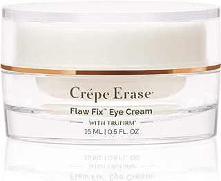 Crépe Erase Advanced – Flaw Fix Eye Cream with Trufirm Complex – 0.5 Ounces