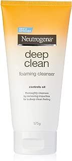 Neutrogena Deep Clean Foaming Cleanser 175g