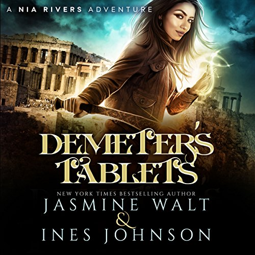 Demeter's Tablet audiobook cover art