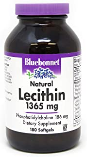 BlueBonnet Lecithin Supplement, 180 Count