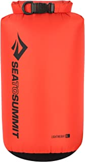Sea to Summit Lightweight Dry Sack, Red, 8 Liter