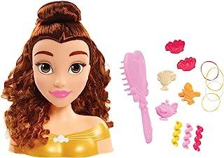 Disney Princess Belle Estilo Cabeza