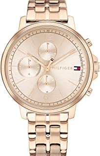TOMMY HILFIGER MADISON WOMEN's GREY DIAL WATCH - 1782190