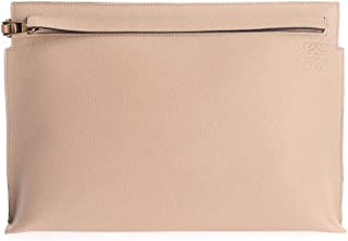 Luxury Fashion | Loewe Mens 11512W052150 Beige Clutch | Fall Winter 19
