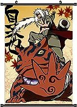 Naruto Wall Scroll Poster Fabric Painting for Anime Jiraiya 500 S