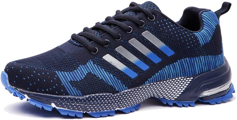 ZHRUI ZHRUI ZHRUI Herren Laufschuhe Herren Turnschuhe Atmungsaktive Air Mesh Schuhe Eva Athletic damen Sport Runing Schuhe (Farbe   Navy, Größe   3.5 UK) B07KJF32Y6  Am wirtschaftlichsten 6e307b