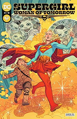 Supergirl: Woman of Tomorrow (2021-) #3 (English Edition)